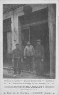 LIMOUX - MECANIQUE - ELECTRICITE - ARMES   -  ARMAND  BOUSQUET - Limoux