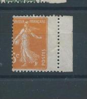 FRANCE  N° 158 * T.B. - Errors & Oddities