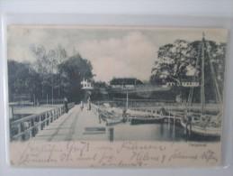 TROENSE . BATEAUX  . 1901 - Danemark