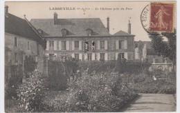Labbeville. Le Château Pris Du Parc. - France