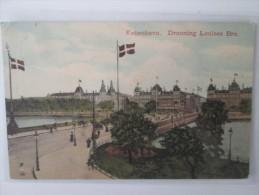 KOBENHAVN . DRONNING LOUISE BRO . CACHET MILITAIRE - Danemark