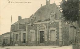 Dép 85 - Aizenay - La Mairie - 2 Scans - état - Aizenay