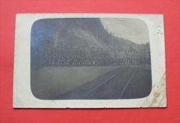 Irwa-Jesului - Ca. 1915 - Romania ? --- Railway Soldiers Eisenbahn Soldaten --- 63 - Romania