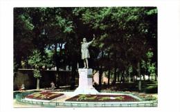 Carte Dax Statue Boyau Flamme - Dax