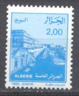 Algérie YT N°1049 Vue D'Alger Neuf ** - Algeria (1962-...)