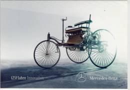 MERCEDES BENZ - Carl Benz Patent Motorwagen, BJ 1886, - Passenger Cars