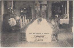 26420g  HOTEL - RESTAURANT DE MOSANVILLE -  J. PIRLET-MERTENS Directeur - Propriétaire - Namêche 1919 - Andenne