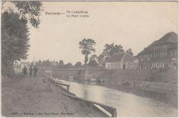26411g  DE LOUISABRUG - PONT LOUISE - Beernem - Brugge