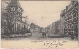 26438g  PLACE St. PIERRE - Bastogne - 1905 - Bastenaken