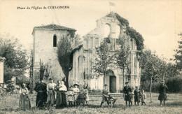 COULONGES(DEUX SEVRES) - Coulonges-sur-l'Autize