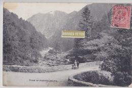 PASS OF ABERGLASLYN - Pays De Galles