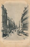 AMIENS - La Rue Des Trois Cailloux (tramway) - Amiens