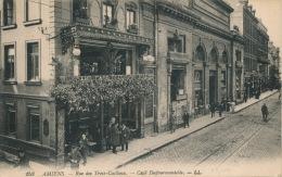 AMIENS - Rue Des Trois Cailloux - Café DUFOURMANTELLE - Amiens