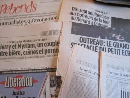 L' Affaire D' Outreau : Dossier Compos� De 60 Articles (Lib�ration-Le Monde) Parus Entre 2003 & 2007