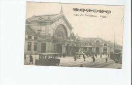LIEGE GARE DES GUILLEMINS - Luik