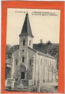Gard  : La Grand-Combe, Trescol, La Nouvelle Eglise - La Grand-Combe