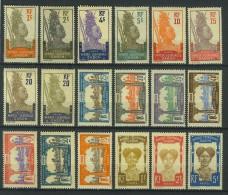 VEND BEAUX TIMBRES DU GABON N° 49 - 65 + 55a , NEUFS !!!! - Unused Stamps
