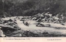 ¤¤  -   2  -  LAOS   -  Les Rapides Du Mékong    -  ¤¤ - Laos