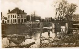 Balgerhoeke 1914-1918. - Buggenhout