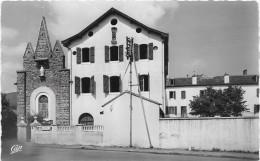 MAULEON  (cpsm 79)  Le Collège - - Mauleon