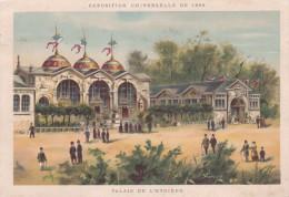 EXPOSITION UNIVERSELLE DE 1889 / Pavillon De L'hygiène - Mostre