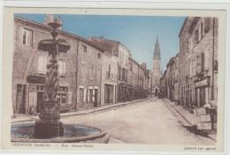 07   Vernoux Rue Simon Vialet - Vernoux