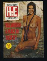 Revue Naturiste Health Efficiency De Juillet 1973 ( Revue En Anglais ) ( Femmes Seins Nus ) - Erotic (Adult)