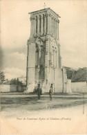 Dép 85 - Challans - Tour De L'ancienne église - état - Challans
