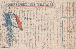 MILITARIA.  CORRESPONDANCE MILITAIRE - Other