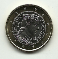 2014 - Lettonia 1 Euro, - Lettonia