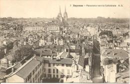 BAYONNE - Panorama Vers La Cathédrale - AS 7 - Du Petit Vers Le Grand Bayonne - Non Circulée - Tbe - Bayonne