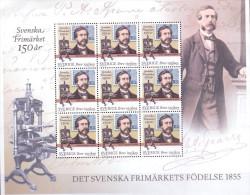 Schweden Mi. 2478 Kleinbogen ** - Ansehen!! - Nuovi