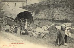 CPA  ( Les Romanichels) B.bureau - Europe