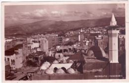 LIBAN - BEYROUTH - panorama - ed. phot�dition