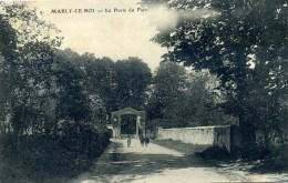 MARLY-le-ROI La Porte Du Parc (135) - Marly Le Roi
