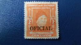 SALVADOR : Officiel N° 242 - Salvador