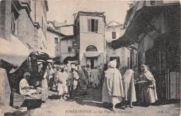 ¤¤  -  122  -  ALGERIE   -  CONSTANTINE   -  La Place Des Chameaux   -  ¤¤ - Constantine