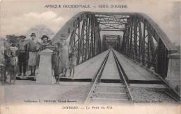¤¤  -   COTE D'IVOIRE   -  DIMBOKO   -  Le Pont Du N'zi   -  ¤¤ - Côte-d'Ivoire