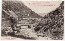 SAINTE SUZANNE - L' Eglise Et La Passerelle - L' Hospitalet     (84384) - France