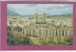 CARACAS .- VENEZUELA .- El Silencio Y Centro Simon Bolivar - Venezuela