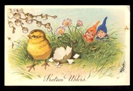 Sretan Uskrs / Postcard Circulated - Pâques