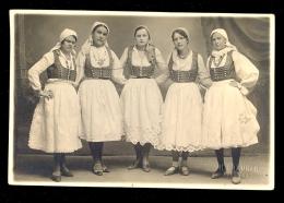 Folklor - H. Braunher, Karlovac / postcard not circulated