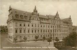 A16-2842 :   LICHTENSTEIN CALLBERG - Liechtenstein