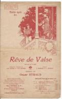Reve De Valse - Partitions Musicales Anciennes