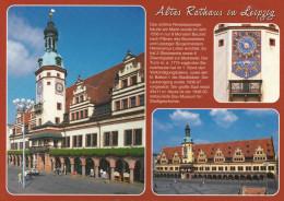 DEUTSCHLAND Altes Rathaus Leipzig - Leipzig