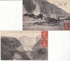 Dep 76 - Sotteville Sur Mer - 2 Cartes  : Achat Immédiat - Sotteville Les Rouen