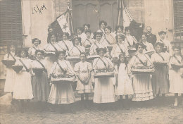 83 // CARTE PHOTO    GROUPE FEMME PHOTO BACCHI A FREJUS  ** - France