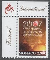 MONACO 2007 - N°2595 - NEUF** - Monaco