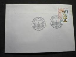 73-e Congrès FFAP 19/05/2000 Nevers + Cachet Commémoratif Du 20/05/2000 2 Enveloppes - 2000-2009