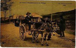 CPA Le Vieux Commissionnaire Du Village  (191900) - Ohne Zuordnung